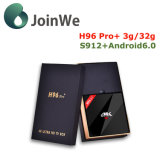 승진 시간 7월 제동안 3G+32g Amlogic S912 인조 인간 Ott 텔레비젼 상자 플러스 직업 지능적인 H96