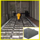 2t dirigem a máquina de gelo de alumínio refrigerando do bloco da placa