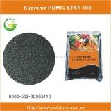 Água - fertilizante orgânico do ácido de Fulvic do ácido Humic da alta qualidade solúvel
