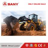 Prijs van de Lader van het Wiel van het VoorEind van Sany Sw405k 5tons China de Middelgrote voor Verkoop