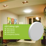 Luz elegante del techo cambiable del redondo LED de IP54 Bluetooth Dimmable y del CCT