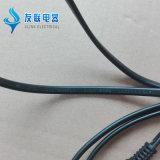 Cavo di corrente alternata di Pin di standard 2 della Corea
