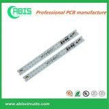 O PCB da placa de circuito para a faixa de LED