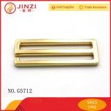 Il metallo solido Tri-Scivola l'inarcamento personalizza l'inarcamento della trasparenza della borsa