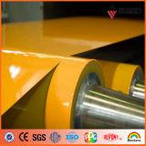 Декоративные настенные покрытия листа с полимерным покрытием (AE-108)