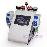 Портативный вакуумного массажа RF кавитации машины для тела похудение