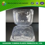Устранимый пластичный контейнер еды, пластмасовый контейнер