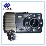 Mini cámara Espejo retrovisor con LDWS Adas distancia de aviso