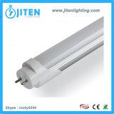 T8 LEDの軽い管20WはパソコンカバーLED管の照明設備を曇らした