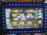 Macchina caraibica di vendita calda del gioco del biglietto di vendita di lotteria del pirata del pirata caraibico