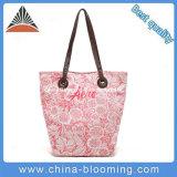 ハンドバッグの女性のショッピング・バッグの花の印刷のShouder新しく粋な袋