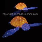 Parque Mar decorações de Exibição de Natal de iluminação LED