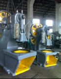 Máquina de perfuração da imprensa de potência para o círculo de alumínio da folha