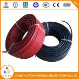 кабель PV медного проводника 2000V/1000V/600V солнечный