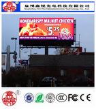 De reclame van LEIDENE van de Module van de Vertoning het Openlucht Grote P10 Volledige Scherm Van uitstekende kwaliteit van de Kleur