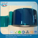 Deur van het Gordijn van het Scherm van het Lassen van pvc van de Kwaliteit van RoHS de Donkergroene Plastic Vinyl