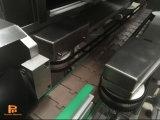 Einfache Geschäft Kurbelgehäuse-Belüftungshrink-Hülsen-Etikettiermaschine