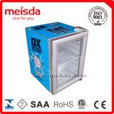 Холодильник стеклянной двери миниый