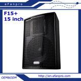 15 '' Active/passiver angeschaltener Stadiums-Monitor-Lautsprecher-Lautsprecher (F15+)