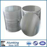 Círculo del aluminio 8011 para el Cookware del restaurante