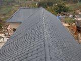 Telha de telhado plástica da prova do som do telhado do PVC da telha de telhado da resina sintética do ASA dos materiais de construção