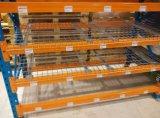 Шкаф хранения гаража палубы ячеистой сети, Shelving гаража стальной
