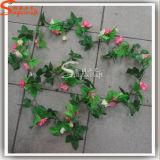 EDERA artificiale decorativa Wedding del fiore delle rose