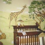 مصنع إمداد تموين عالة جديد عصريّة يطبع ورق جدار مع نافث حبر طباعة