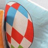 14X20 polegadas Plycotton Retângulo travesseiros Turquesa Simples