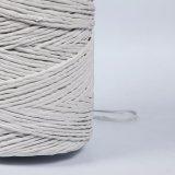 Corde anti-flamme en papier inorganique pour câble
