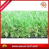 柔らかいタッチおよびスタンプの感じの厚い人工的な草