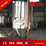 Réservoir de fermenter à bière conique pour la brasserie de bière