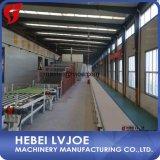 El papel hizo frente al fabricante de Línea-China de la producción de la tarjeta de yeso