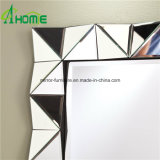 Rectangle Construction Full Length Wall Mirror with Light Illuminated
