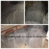 Acoplamiento de alambre del tonel de pollo de la vendimia de Sailin para la cesta