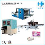 플레스틱 필름 연약한 부대 고급 화장지 생산 라인 서류상 기계