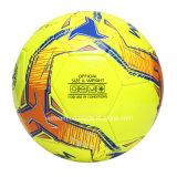 Taille officielle lisse de différentes couleurs ballon de soccer