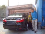 Einziehbares faltendes Auto-Schutz-Garage-Regenschirm-Sonnenschutz-Dach-Zelt