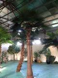 Напольная искусственная пальма Washingtonia