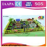 Campo de jogos interno do tema misturado para os miúdos (QL-16-10)