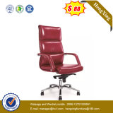 China-Büro-Möbel-Qualitäts-Leder-Schwenker-Büro-Stuhl (NS-731A)