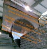 Tipo macchina del cavalletto GBLM-2500 di taglio a blocchi