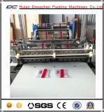 Máquina de fabricação de sacos de lixo de vedação inferior de plástico biodegradável automática (DC-B)