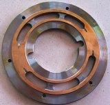 Placa da válvula da máquina escavadora de KOMATSU mini para PC50-2