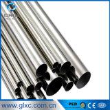 tubo del cambiador de calor del acero inoxidable 304 316