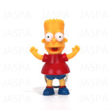 Simulando a Voz do Personagem de Desenho Animado Simpson LED Lightlight Lanterna (71-1Y1300)