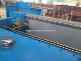con la máquina del freno de la prensa hidráulica de Gurantened del Ce