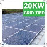 Bauernhof-Sonnensystem-Elektrizität 20kw weg von den Rasterfeld-Solarinstallationssätzen