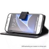 Geval van de Telefoon van de Cel van de Portefeuille van het leer het Mobiele voor Samsung S8/S8plus enz.