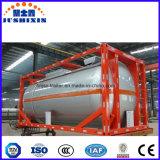 envase líquido venenoso corrosivo químico del tanque de la ISO de 20feet 40feet 31t